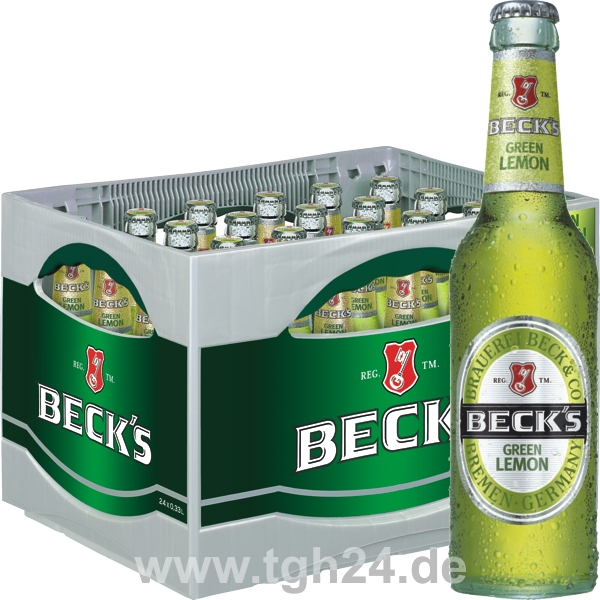 Becks Green Lemon