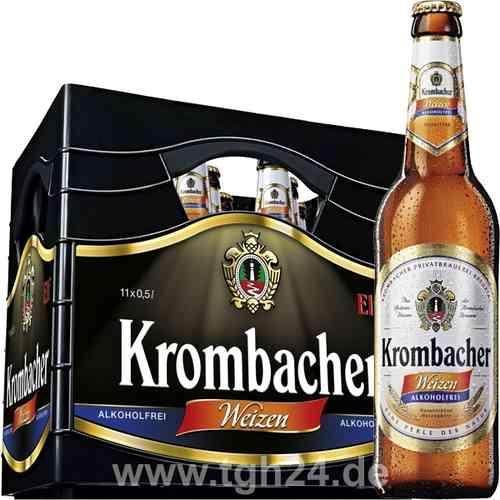 angebot krombacher bier