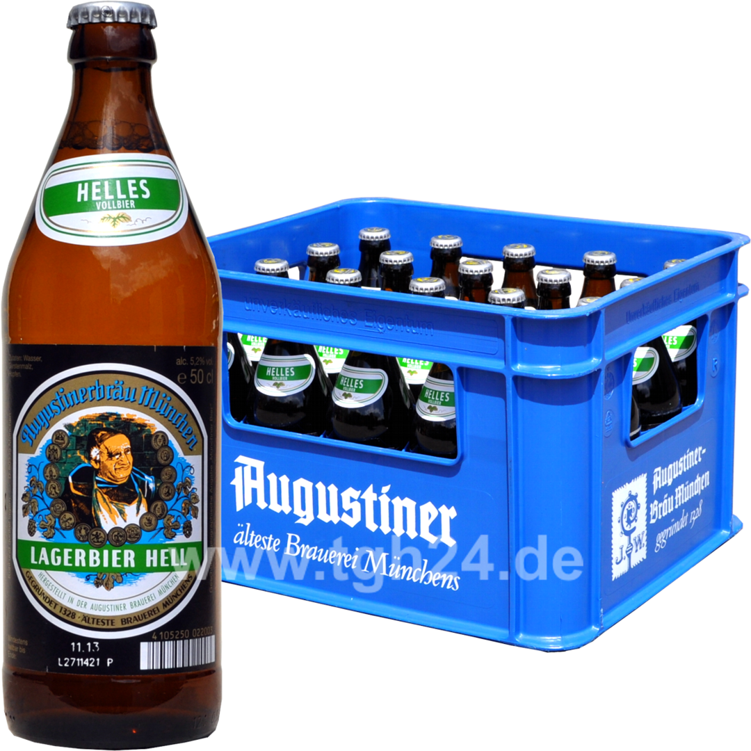 Augustiner Hell 20x0 5 L Tgh24