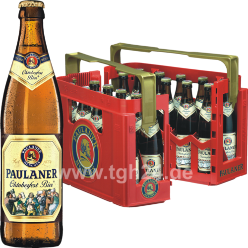 Paulaner Oktoberfestbier 20x0 5 L Kaufen Bei Tgh24
