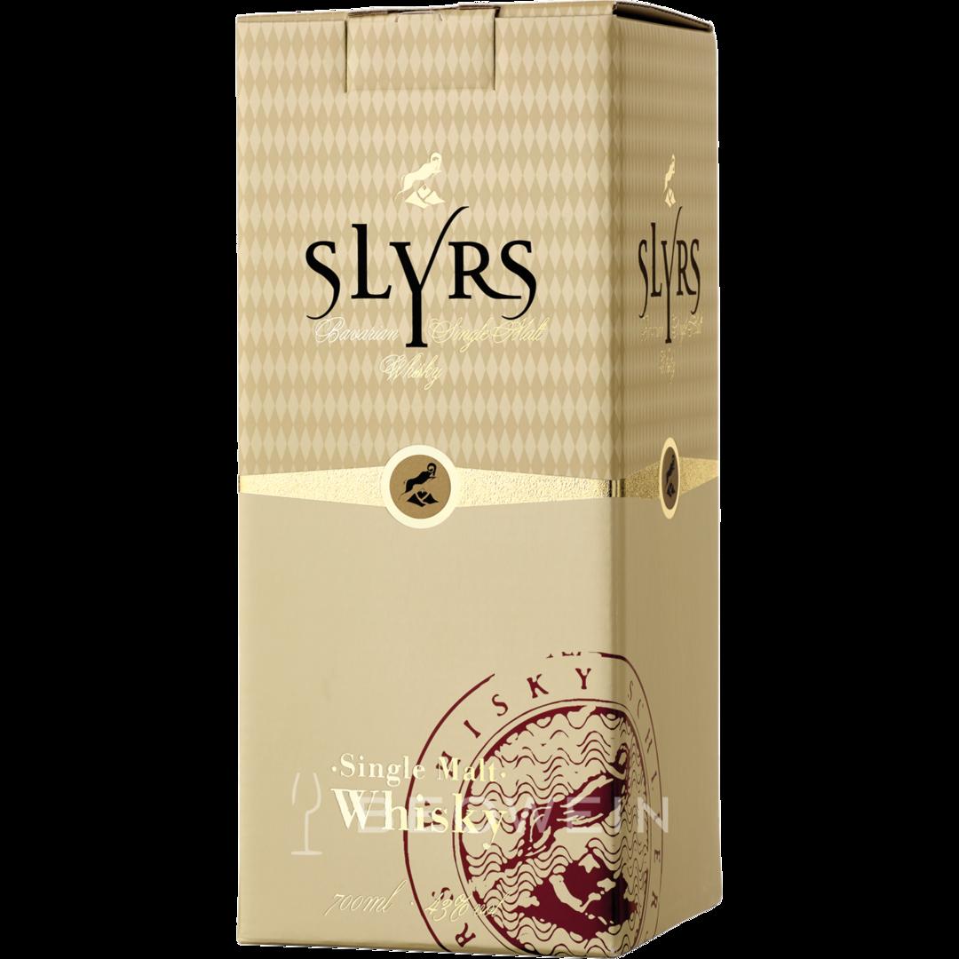 Slyrs Whisky Destillerie Bavarian Single Malt Whisky 0,35 l 43 % vol ...