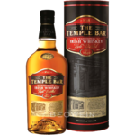 The Temple Bar Traditional Irish Whiskey 0,7 l
