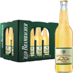 Bad Brambacher Gartenlimonade Orange 20x0,5 l Glasflasche