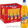 Fanta Orange 12x1,0 l PET