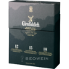 Glenfiddich Whisky Tasting Set 3x0,2 l