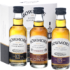 Bowmore Collection 3 x 0,05 l Miniaturen