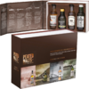 Peated Malts Of Distinction Whisky Probierpack 4x0,05 l