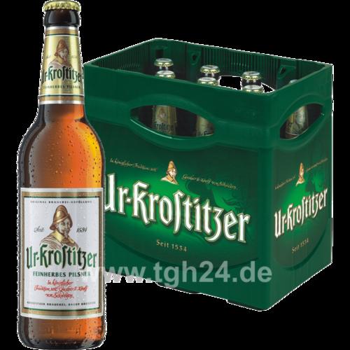 Ur Krostitzer Pilsner 11x05 L Tgh24 Fachgroßhandel Für