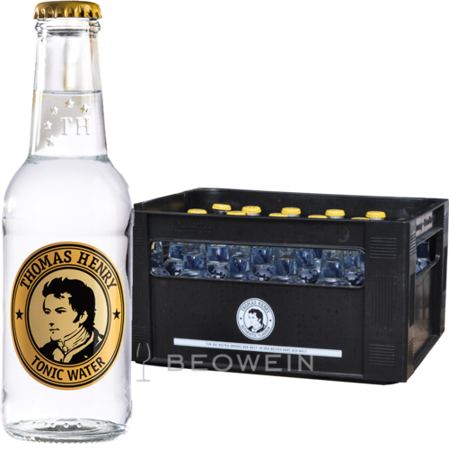 Thomas Henry Tonic Water 24x0,2 l