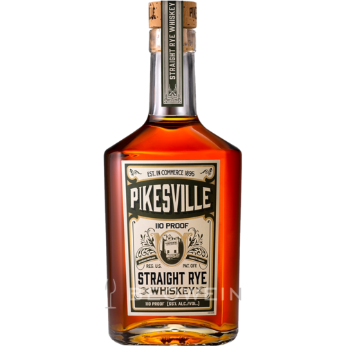 Pikesville Straight Rye Whiskey 110 Proof 0,7 l
