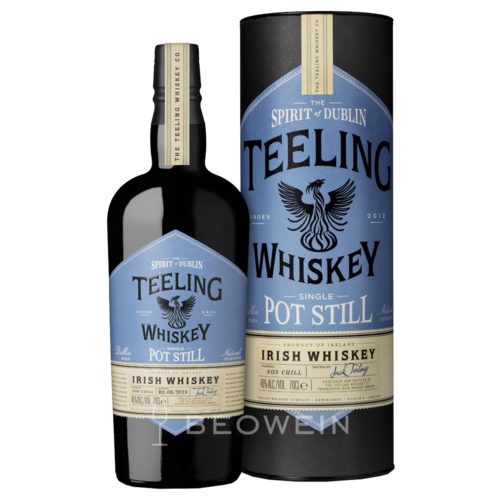 Teeling Single Pot Still Irish Whiskey 0,7 l
